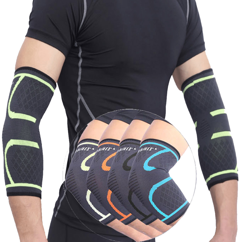 painless elbow compression sleeves elbow pain support protection lightweight breathable