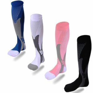 professional graduated compression calf compression socks athletic travel injury arthritis diabetes