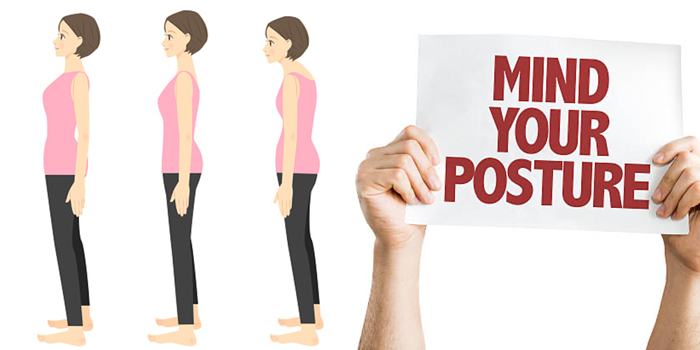 how to get and maintain a good better posture