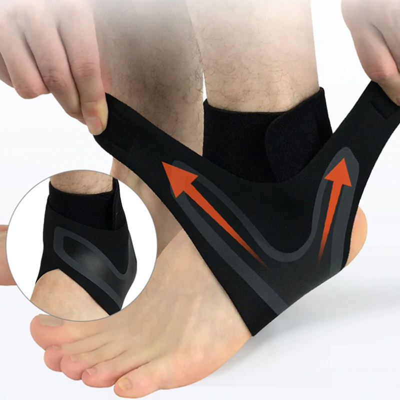 stability ankle brace ankle compression sleeve ankle support plantar fasciitis sore feet swelling pain relief