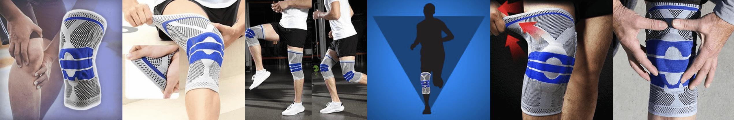 all activity knee brace banner