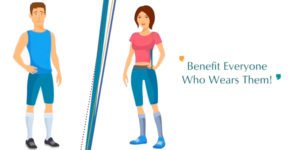 the benefits of compression socks for everyone